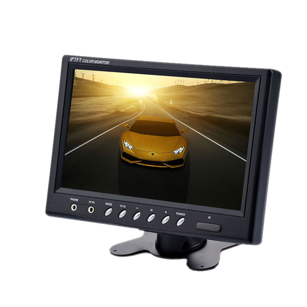 9inch stand alone monitor